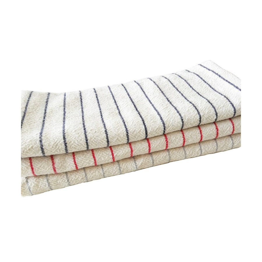 French Country Pinstripe Towel