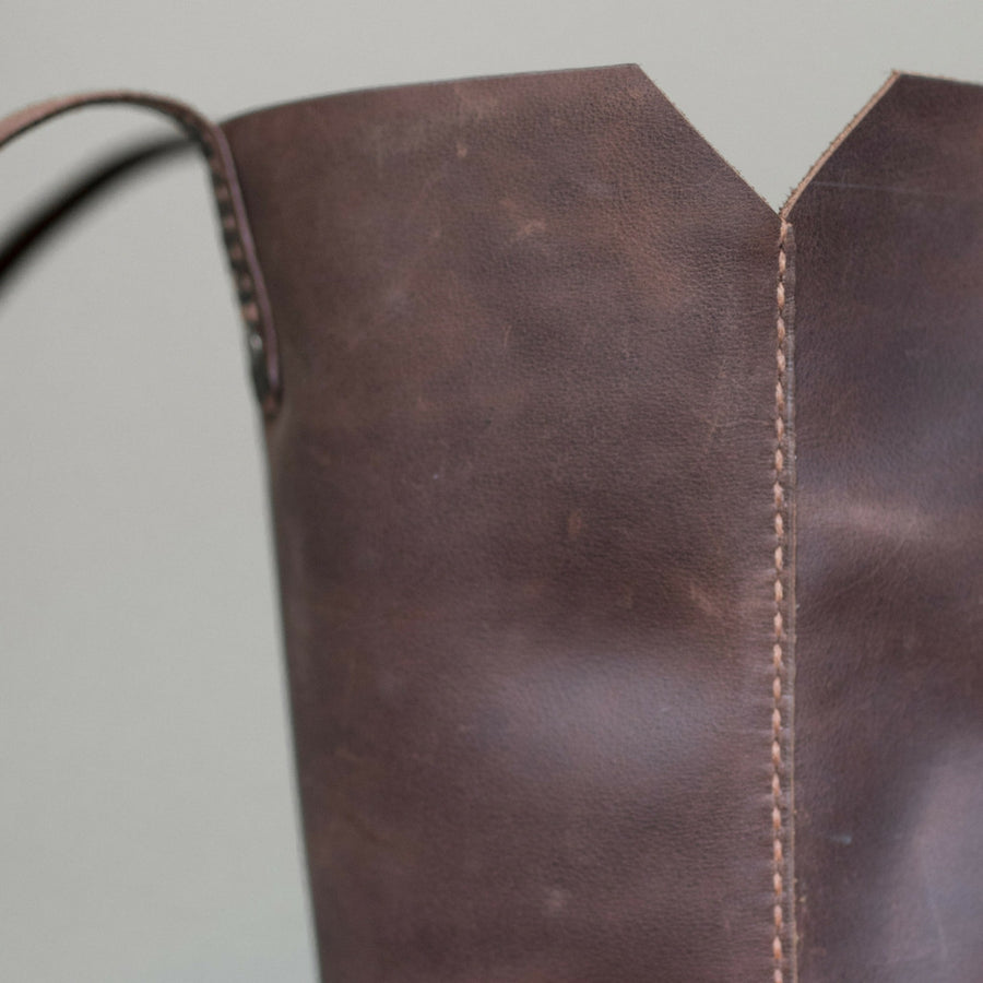 Eve Tote - Brown