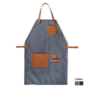 Canvas & Leather Apron - KNUS