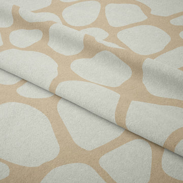 Giraffe Spot Two Fabric - KNUS