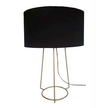 Johnny Gold Table Lamp - KNUS