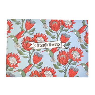 Protea Original Disposable Placemats - KNUS