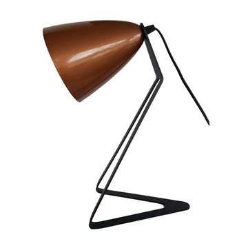 Copper Table Lamp - KNUS