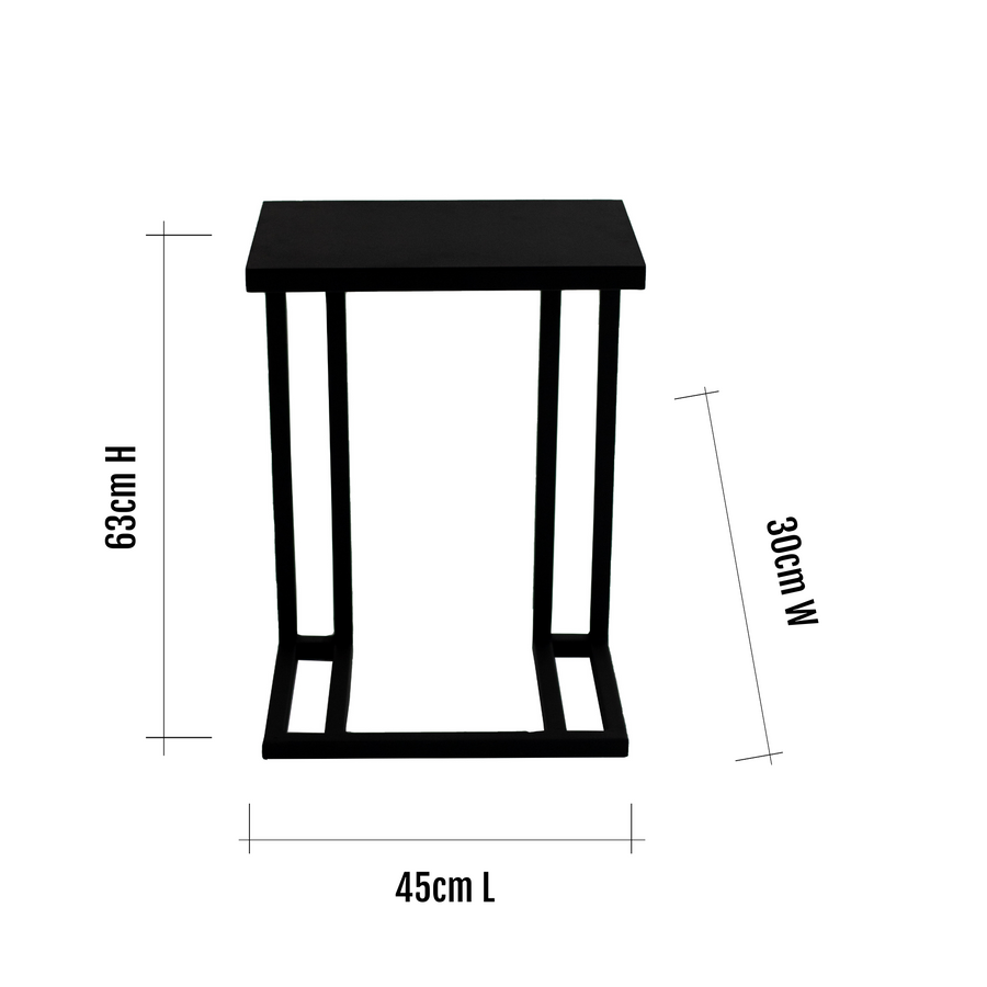 Laptop Ease Side Table - KNUS
