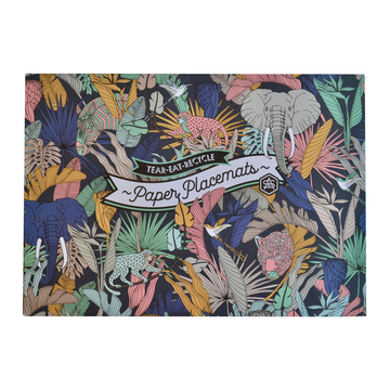Wild at Heart Disposable Placemats - KNUS