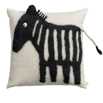 Zebra Pillow Cover - KNUS