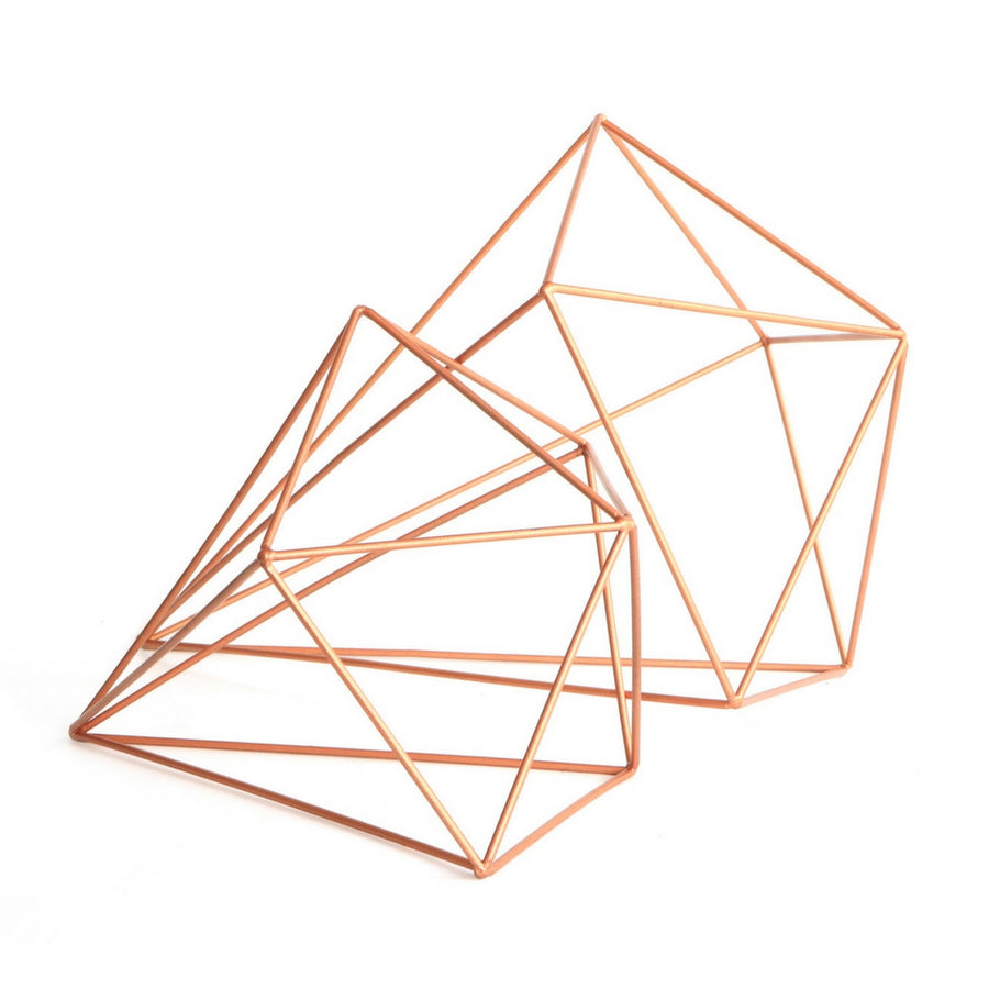 Himmeli 2: Hexagonal Hanging Sculpture