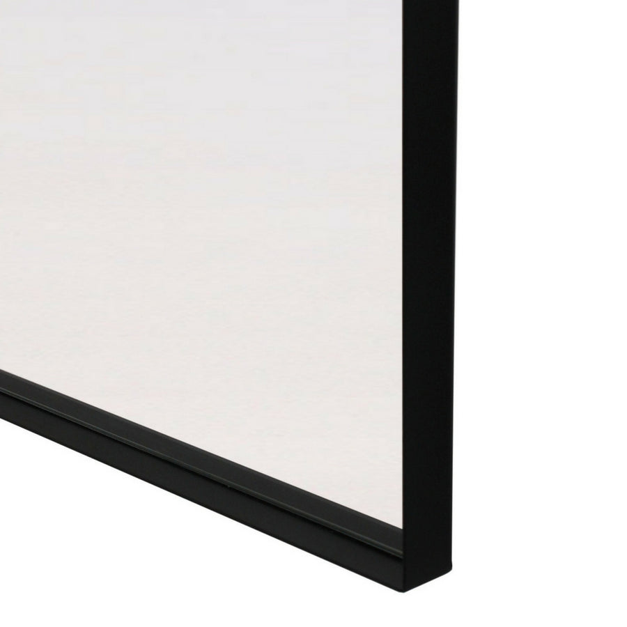 Deep Frame Square Edge Mirror - KNUS