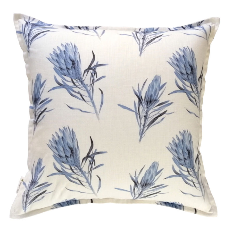 Blue Repens Mix Scatter Cushion - KNUS
