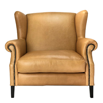 Oversized Wingback Chair - KNUS