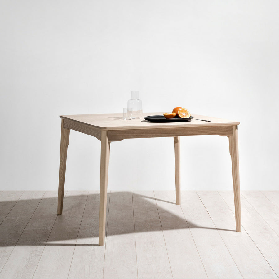 Klip Dining Table - Timber Top