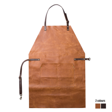 Full Leather Apron - KNUS