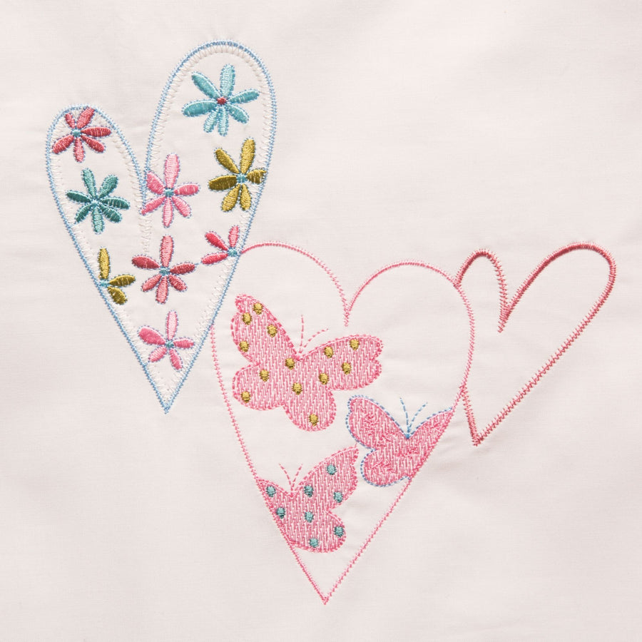 Sweethearts Baby Duvet Set