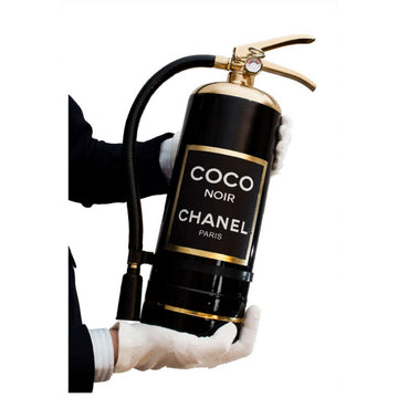 Chanel Extinguisher Art Print - KNUS