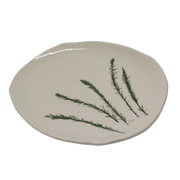 Medium Fynbos Oval Platter - KNUS
