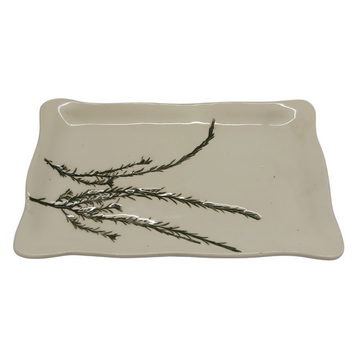 Small Fynbos Rectangular Platter - KNUS