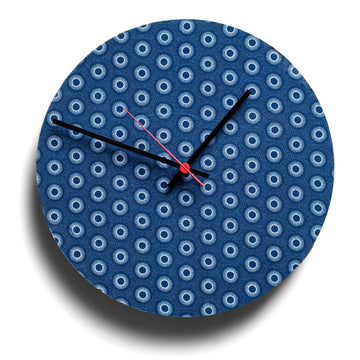 Shwe Clock Blue - KNUS