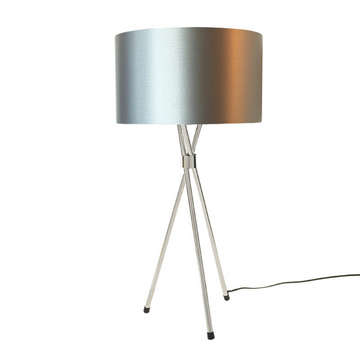 Silver Mia Table Lamp - KNUS