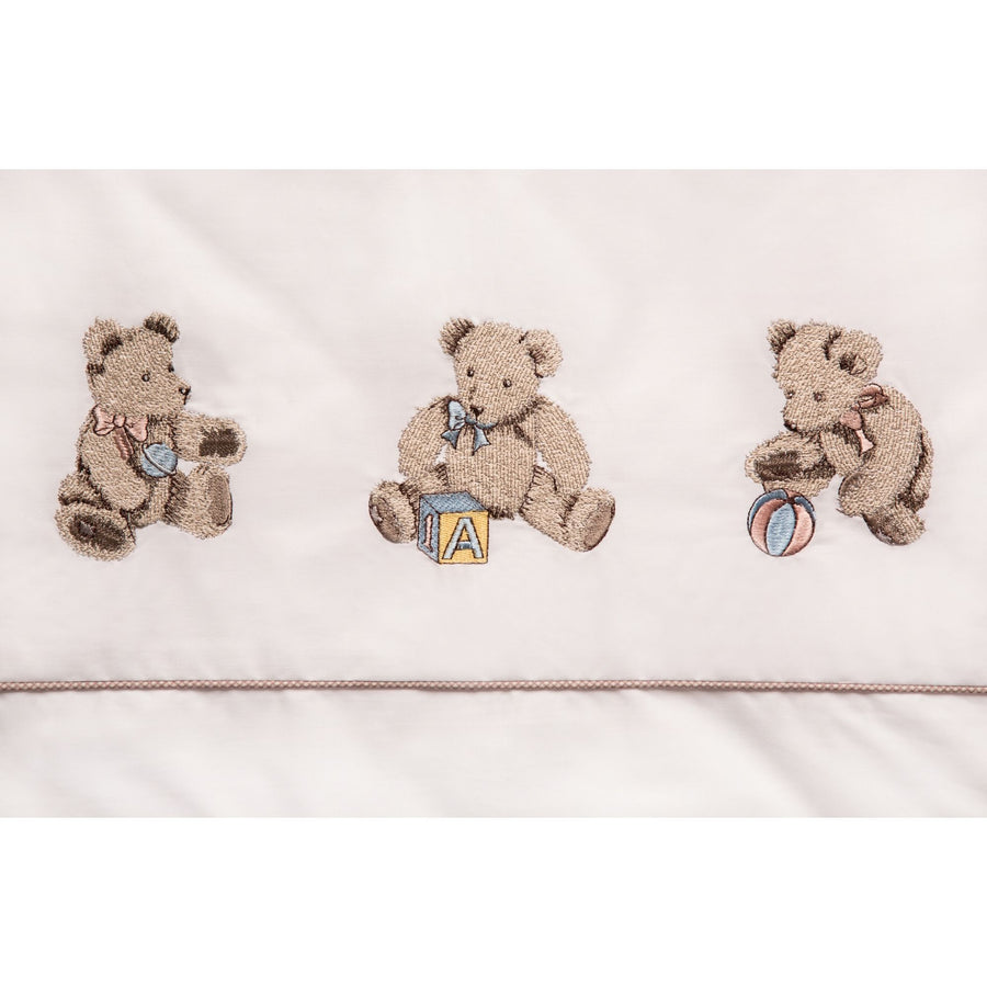 Teddies Baby Duvet Set