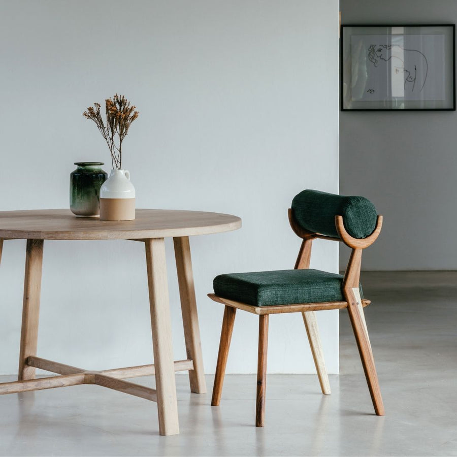 Chameleon Dining Chair in Walnut