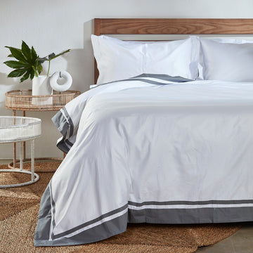 Stockholm Swedish Design Duvet Cover Set - KNUS