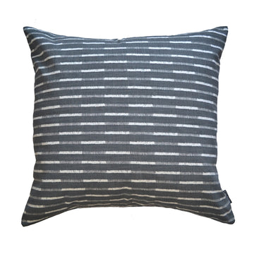 Tobias Cushion Cover Pewter - KNUS