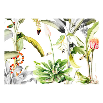 Forest Life Disposable Placemats - KNUS
