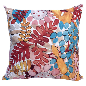 Euphoria Large on Parchment Scatter Cushion Cover - KNUS