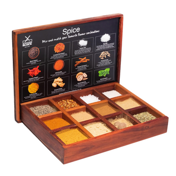 Infusion Spice Box - KNUS