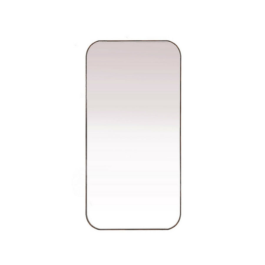 Vanity Classic Soft Edge Wall Mirror - KNUS