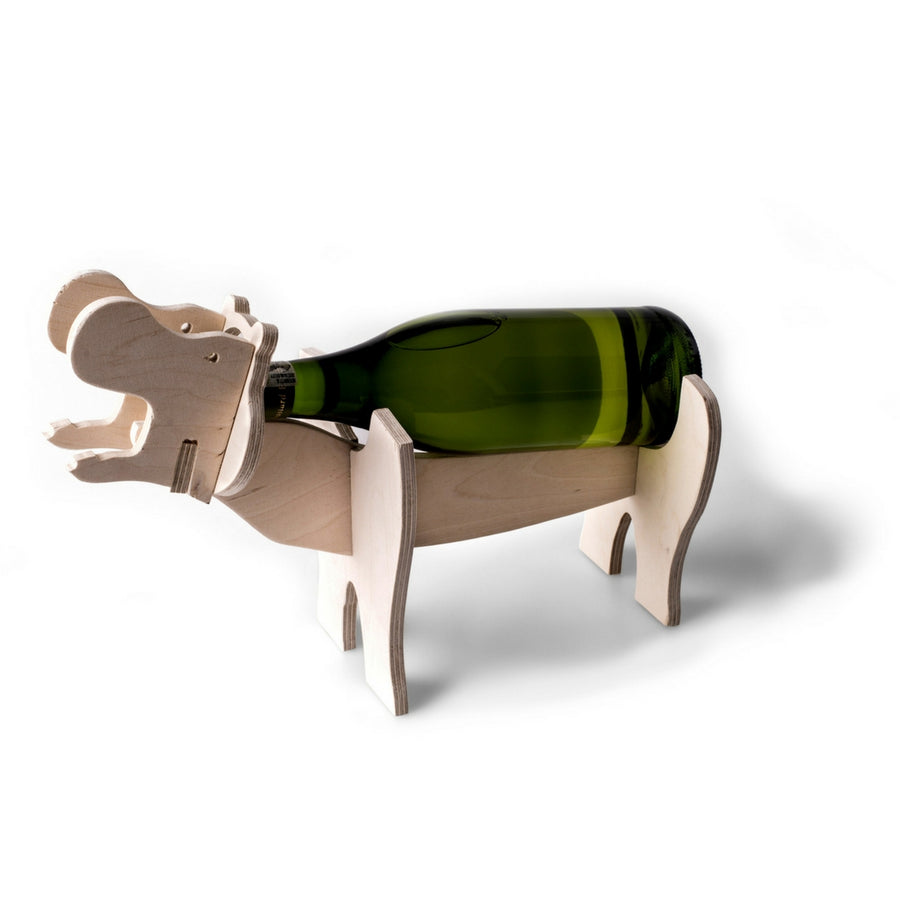 Hippo Wine Holder - KNUS