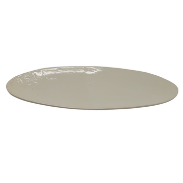 White Lace Oblong Platter - KNUS