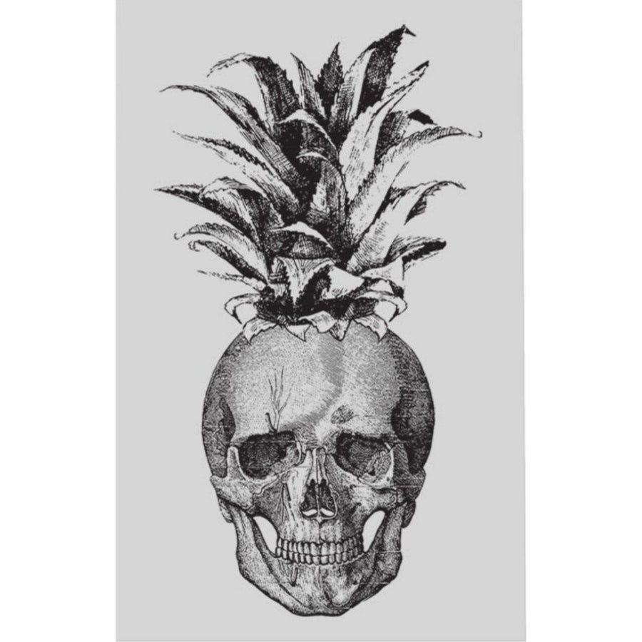 Tropical Skeleton Art Print - KNUS