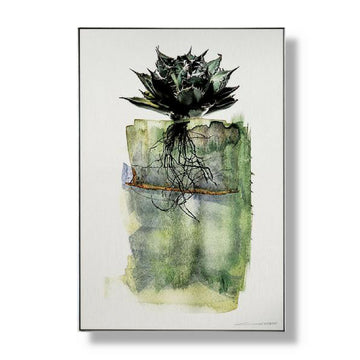 Limited Edition Agave Art - KNUS
