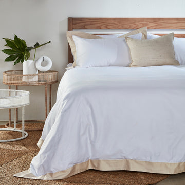 Classic Oxford Sham Duvet Cover Set - KNUS
