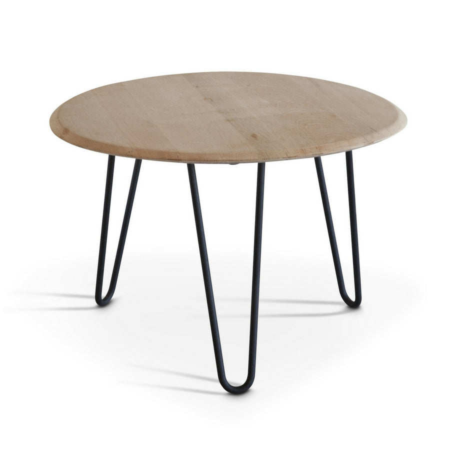 Wine Top Hairpin Side Table - KNUS