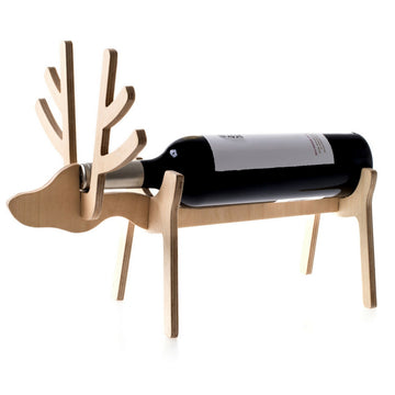 Reindeer Wine Holder - KNUS