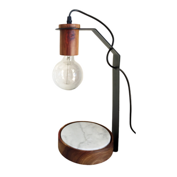 Marble Base Flat Pack Lamp - KNUS