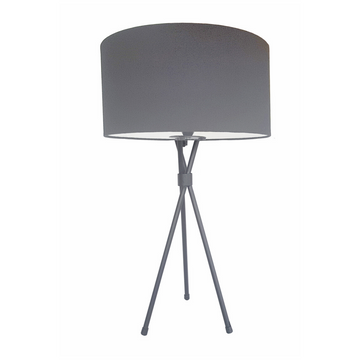 Charcoal Mia Table Lamp - KNUS