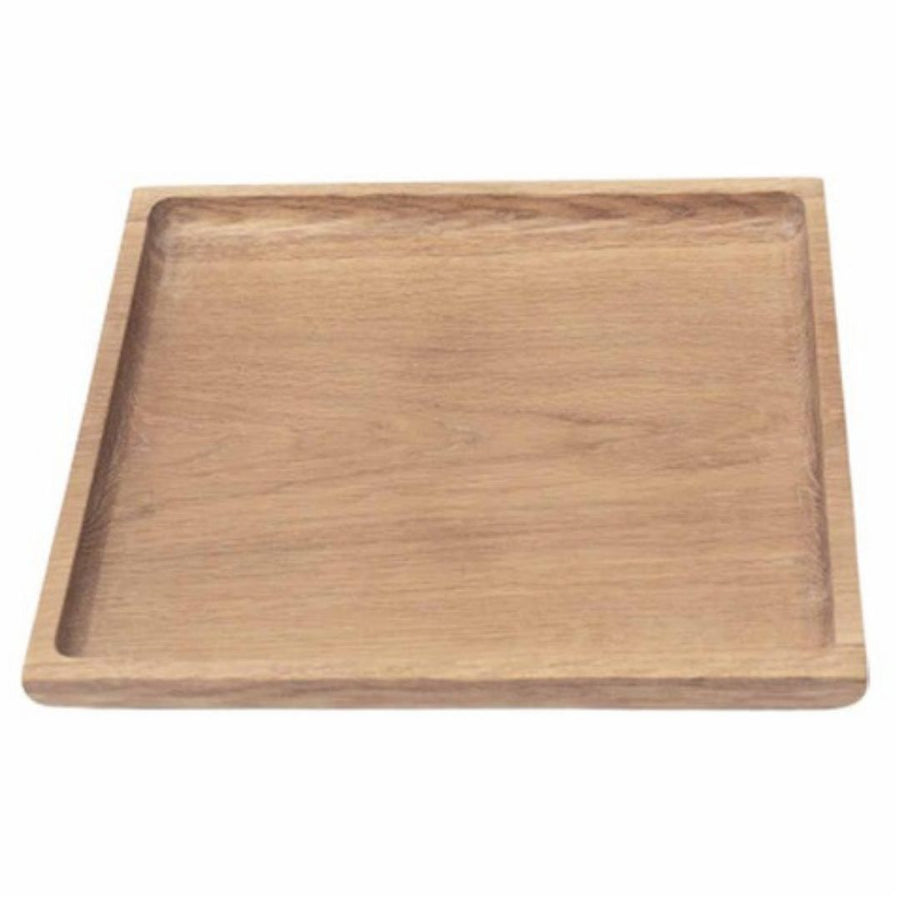 Square Wooden Plate - KNUS