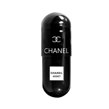 Chanel Pill Art Print - KNUS