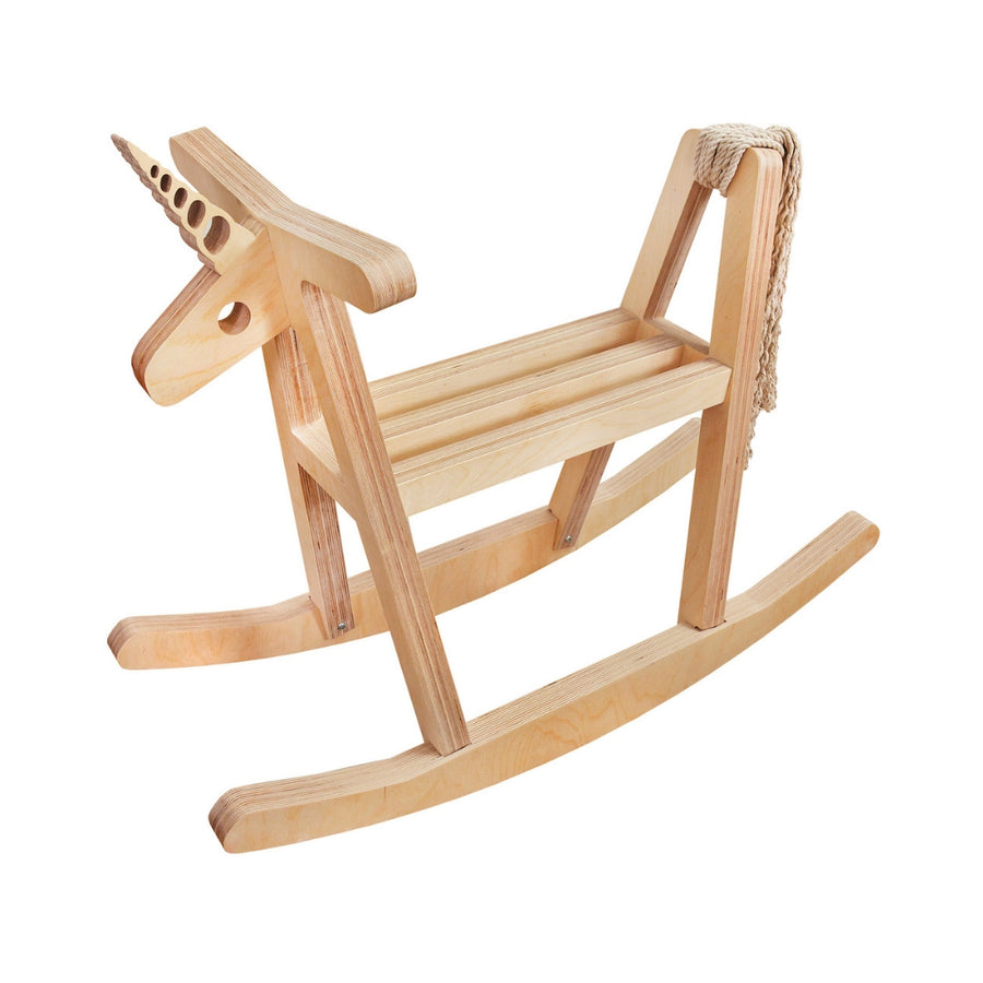 Ivy Unicorn Rocker