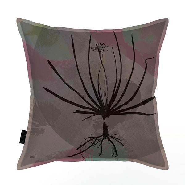 Aloe krausii Scatter Cushion DBL sided print