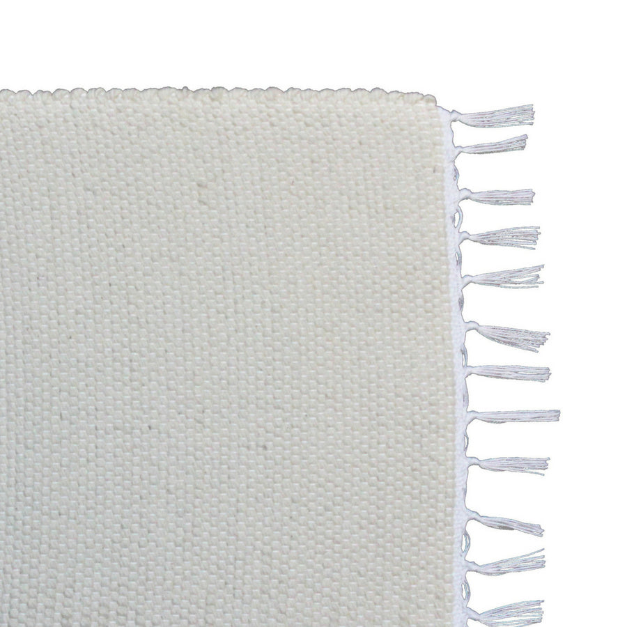 Dhurrie Tabby Natural Placemat - KNUS