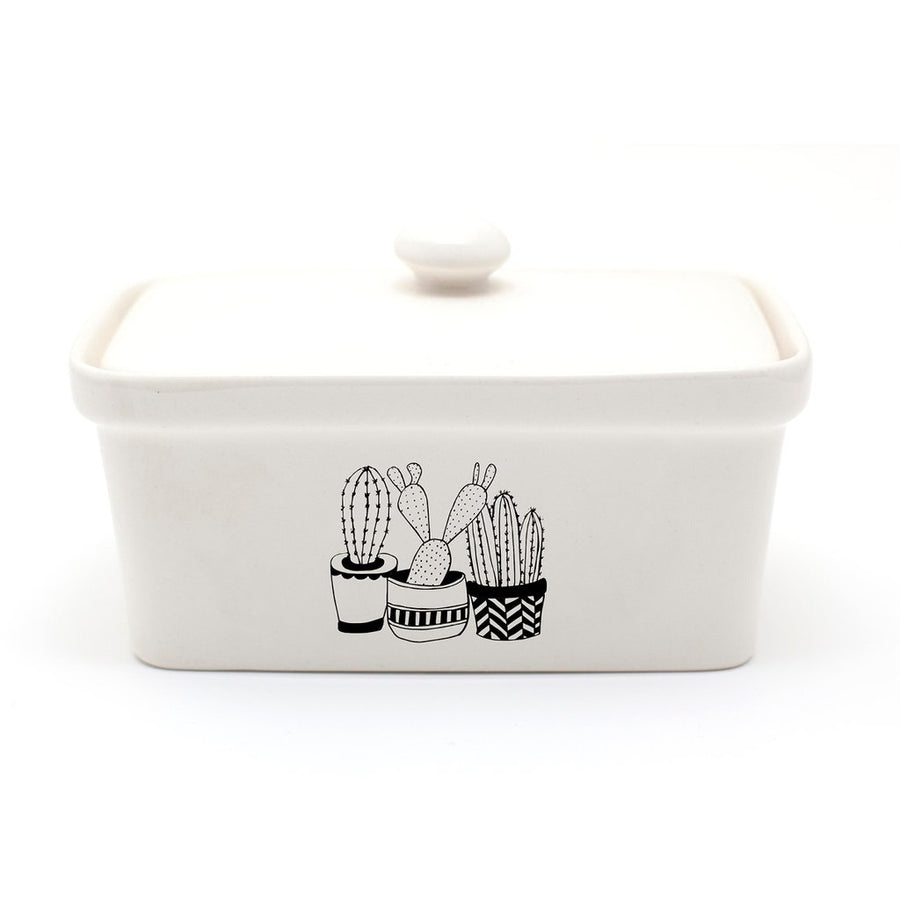 Cacti Butter Dish - KNUS