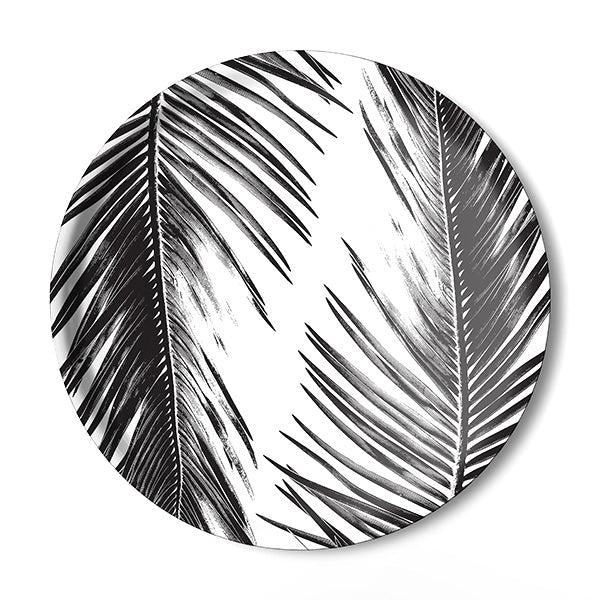 Cycad Frond Serving Tray - KNUS