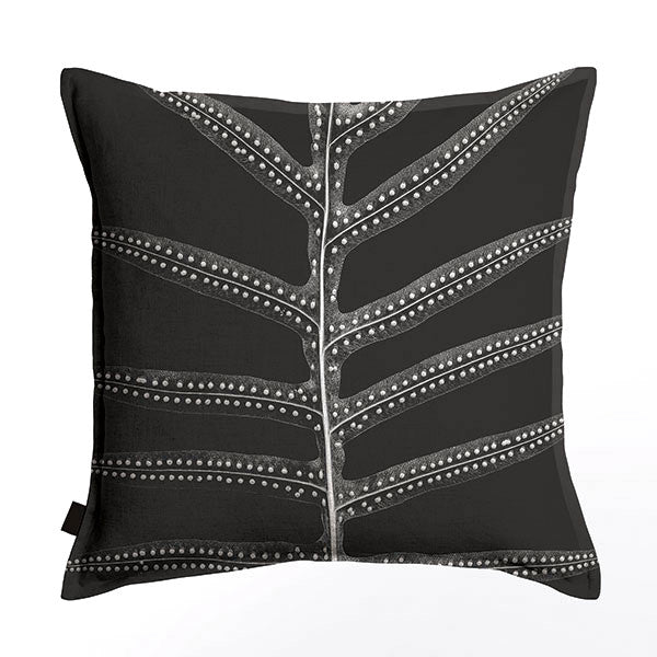 Fern Scatter Cushion DBL sided print