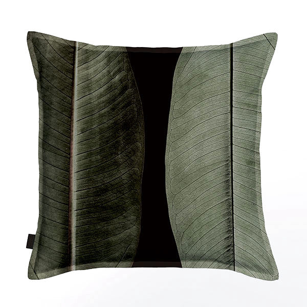 Ficus Foliage 03 Scatter Cushion DBL sided print