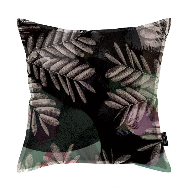 Flushing Leaves Colour Scatter Cushion DBL sided print