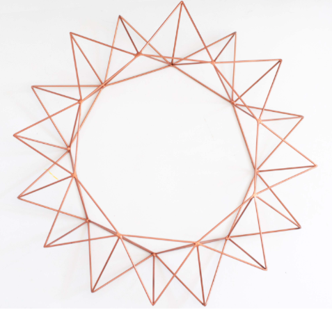 Geometric Wreath II - KNUS